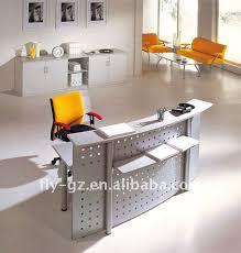 Metal Reception Desk Metal Reception Desk Reception Desks For Salons Buy Reception