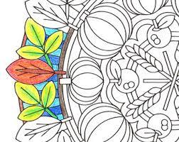 thanksgiving mandala coloring page turkey time printable