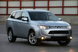 mitsubishi outlander specs and photos strongauto