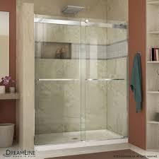 Shower Frameless Glass Door Shower Shower Doorsces Image Inspirations Alumax