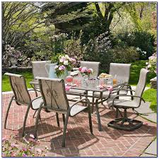 Patio Table Glass Shattered Kmart Patio Furniture Home Outdoor Decoration