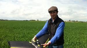 chambre d agriculture de picardie un drone avion au service des agriculteurs picards pour mesurer l