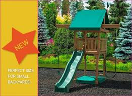 Kids Backyard Play Set by 153 Best Forts Playsets Playhouses Images On Pinterest