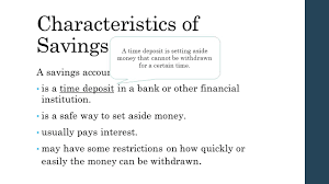 intro to banking unit 2 lesson ppt