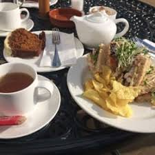 cambs cuisine the almonry restaurant tea rooms the high