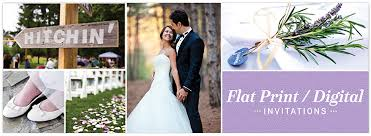 digital wedding invitations digital flat printed wedding invitations