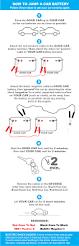 how to jump a car battery progressive