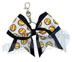 softball bows softball hair bows fastpitch softball bows the ultimate bow