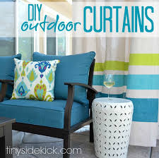 Outdoor Mesh Curtains Diy Outdoor Curtains Tutorial How To Make Outdoor Curtains From