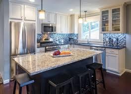 Bi Level Kitchen Designs transformation of 70 u0027s split level u2014 steven cabinets