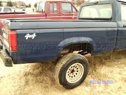 1986 ford ranger 4x4 surplus auction 843007