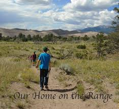our home on the range
