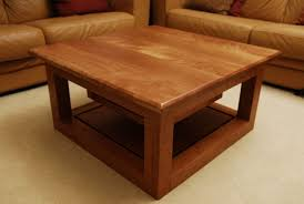 Traditional Coffee Tables by Handmade Cherry Coffee Table By Schmitt Custom Furniture