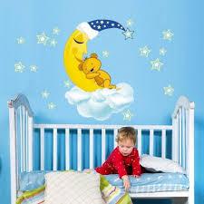 stickers nounours pour chambre bébé stickers ours chambre bébé stickers et deco com