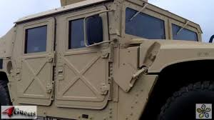 armored humvee interior military hummers us army youtube
