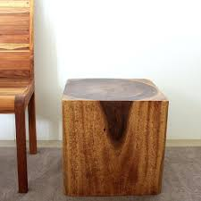 Wood End Tables Stunning Solid Wood End Tables Furniture Walnut With Chair And