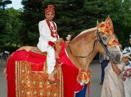 indian wedding groom the baraat indian wedding groom s procession san francisco