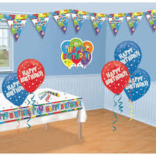 Cubicle Decorating Kits Happy Birthday Party Decorating Kits Birthday Wikii
