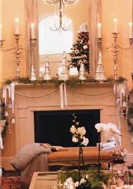 delectable home interior decoration using christmas tree mantel delectable home interior decoration using christmas tree mantel fireplace decor including solid maple wood fireplace surround and tall silver candle holders
