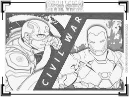 captain america pictures colouring pages 2 civil war captain