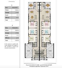 Dual Occupancy Floor Plans Toowoomba Dual Income Investment Property