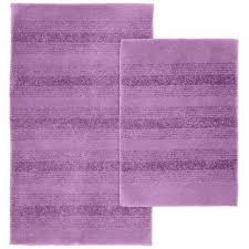 Purple Bathroom Rugs Purple Bath Rugs Mats Mats The Home Depot