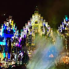 scout light show luminale 2018 excellente lightshow in frankfurt luminale highlights