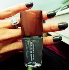 mineral fusion nail polish review run on organic
