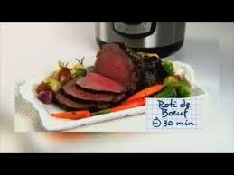 recette de cuisine m6 autocuiseur flavormaster recette de rôti de boeuf en 30 min m6
