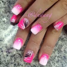 50 pink nail art designs art and design