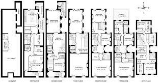 Big Mansion Floor Plans Wanamaker Munn Mansion E 90th St Nyc Architecture U0026 Floorplans