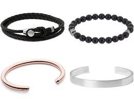 men jewelry bracelet images The new commandments of men 39 s jewellery fashionbeans jpg