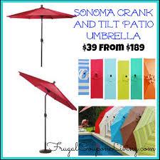 Tilting Patio Umbrella Patio Umbrella Crank Stanley Town