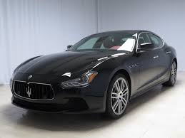 maserati ghibli sedan 2016 maserati ghibli s q4 sedan black color 11079 nuevofence com