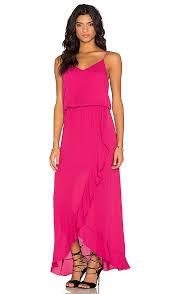 pink maxi dress revolve