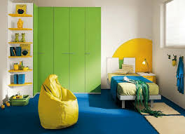 Green Paint Colors Cheerful Ideas For Painting Kids Rooms - Wall paint for kids room