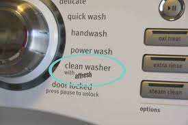 how to clean a high efficiency washing machine ask anna
