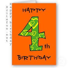 Happy Fourth Birthday Quotes Happy 4th Birthday To Xcitefun Net Forum Xcitefun Net