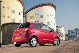 ford ka zetec review auto express