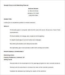 Lead Carpenter Resume Resume Summary Examples Entry Level Resume Example And Free