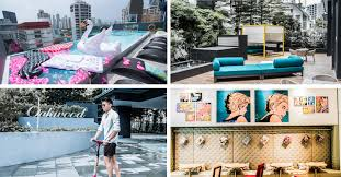 oakwood studios singapore is the new staycation hideout in orchard