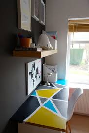 Home Loft Office by The