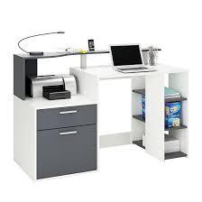 Schreibtisch Mit Viel Stauraum Bürotisch Von California Bei Home24 Bestellen Home24