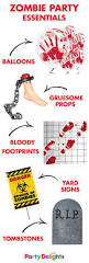 47 best zombie party ideas images on pinterest halloween foods