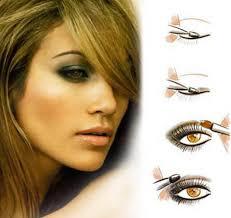 brown eyes hair style makeup brown eyes blonde hair beautiful eyeshadow