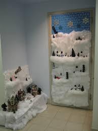 Classroom Door Christmas Decorations Baby Its Cold Outside Snowman Door Decoration Snowman Door