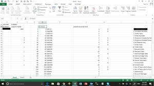Converting Pdf To Excel Spreadsheet Vba How To Convert Pdf Table To Excel Without Messed Up Columns