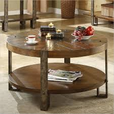 round wood coffee table rustic marvelous rustic round coffee table wall decoration and furniture