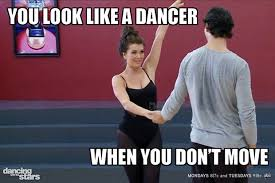 Dance Meme - 34 favorite moments from dancing with the stars memes snappy pixels