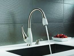 best touchless kitchen faucet kohler kitchen faucet 1 elate pullout sprayer kitchen faucet